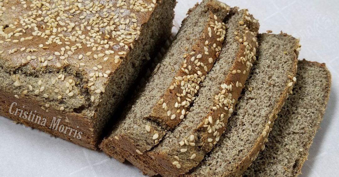 Keto Flaxseed Bread