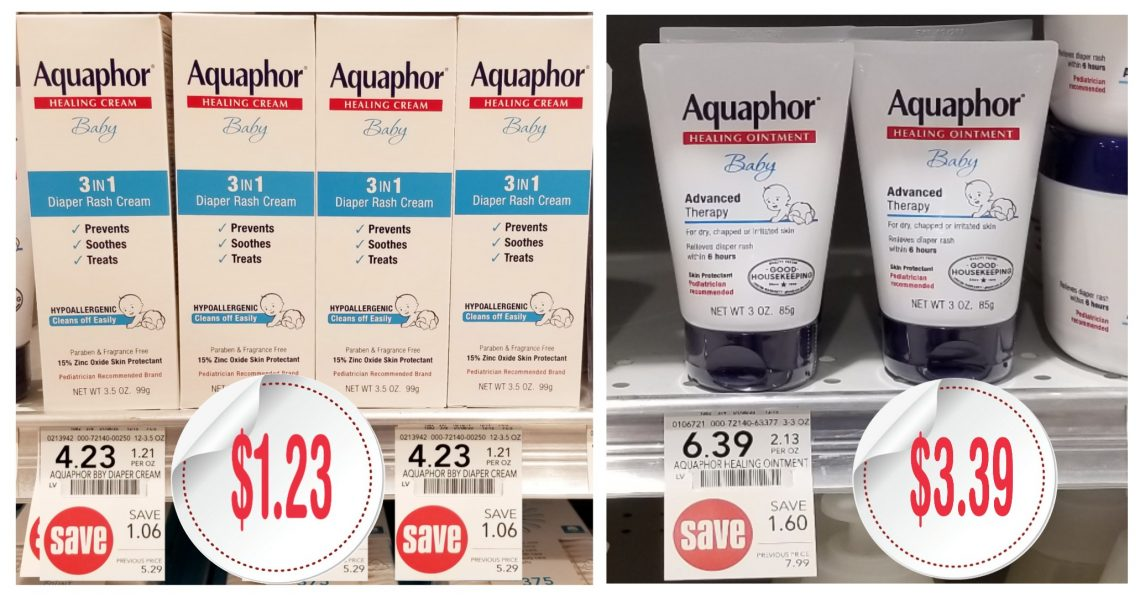 Aquaphor Baby Products - Publix Shelf