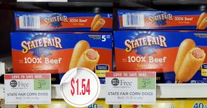 State Fair Corn Dog - Publix BOGO