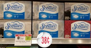 Scotties Facial Tissues - Publix BOGO