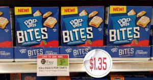 Pop-Tarts Bites - Publix BOGO