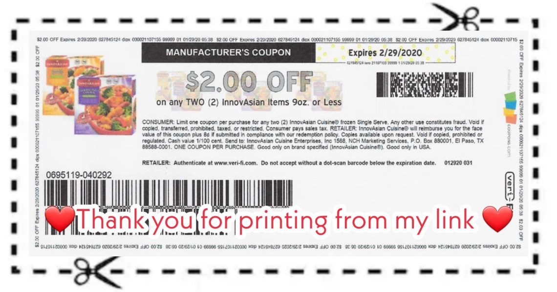 New Printable Coupons Page 2