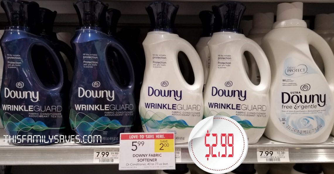Downy Wrinkle Guard