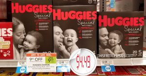 Huggies Special Delivery Publix Sale
