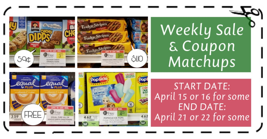 Publix Weekly Sale Start Date April 15 Or 16 End Date